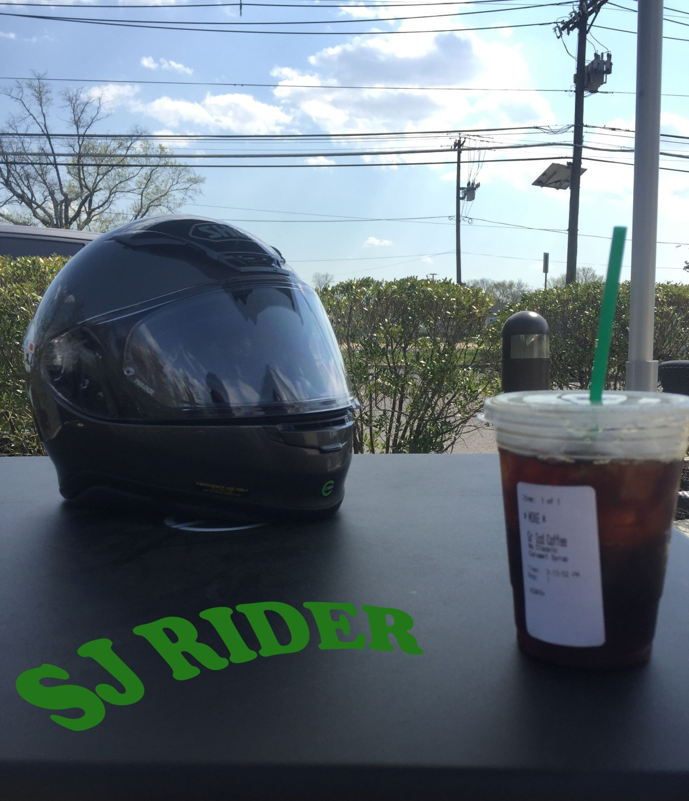 SJ Rider Haeder