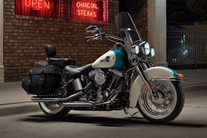 HD Softail Heritage
